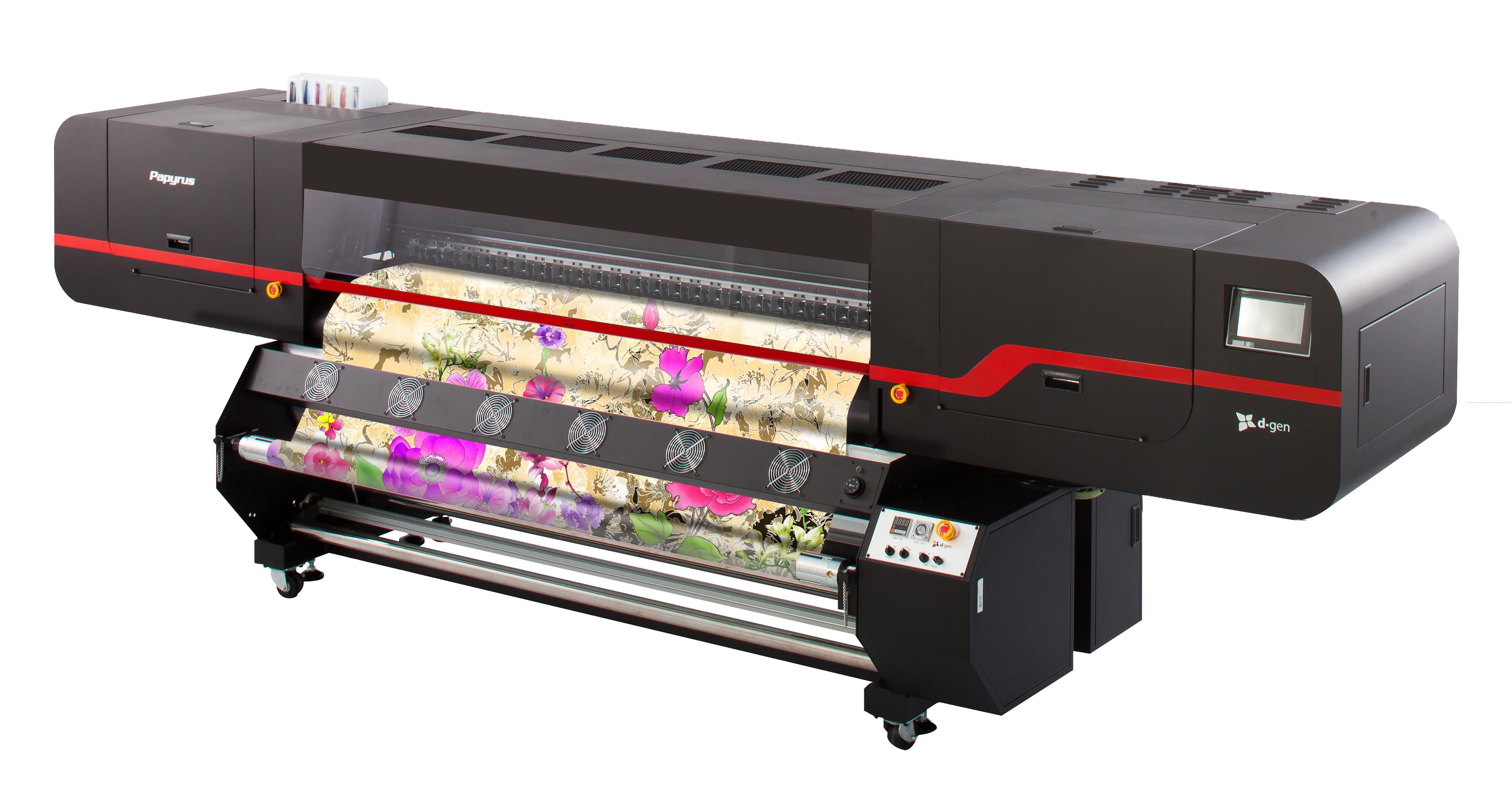 Papyrus Arete- The High Speed, High Definition Printer