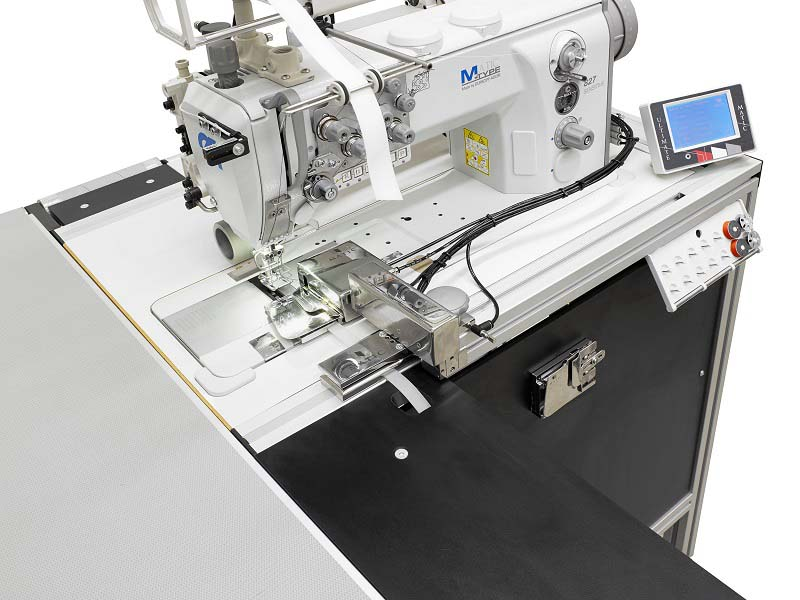 Matic Cronos Fully Automated Textile Sewing Machine Stunning Matic Sewing Machine