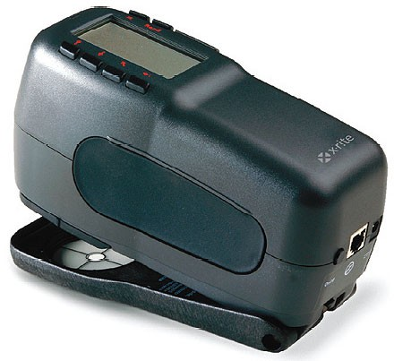 X-Rite 939 Portable Color Reflection Spectrometer