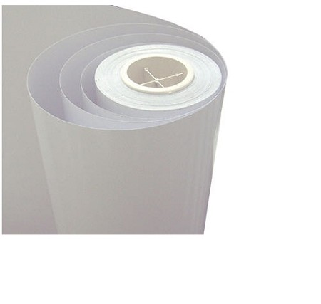 Solvent Solutions 3 Mil Clear Adhesive Vinyl with Permanent Adhesive