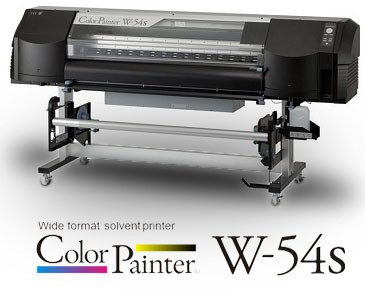 Color Painter W-54S/W-64S