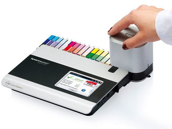 SpectroPad DigiPress
