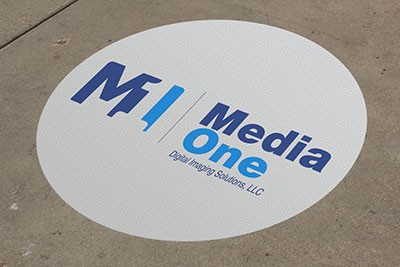 Sidewalk Graphics for Indoor or Outdoor use